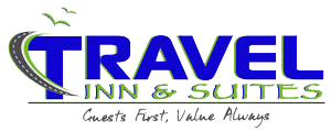 Travel Inn & Suites Logo